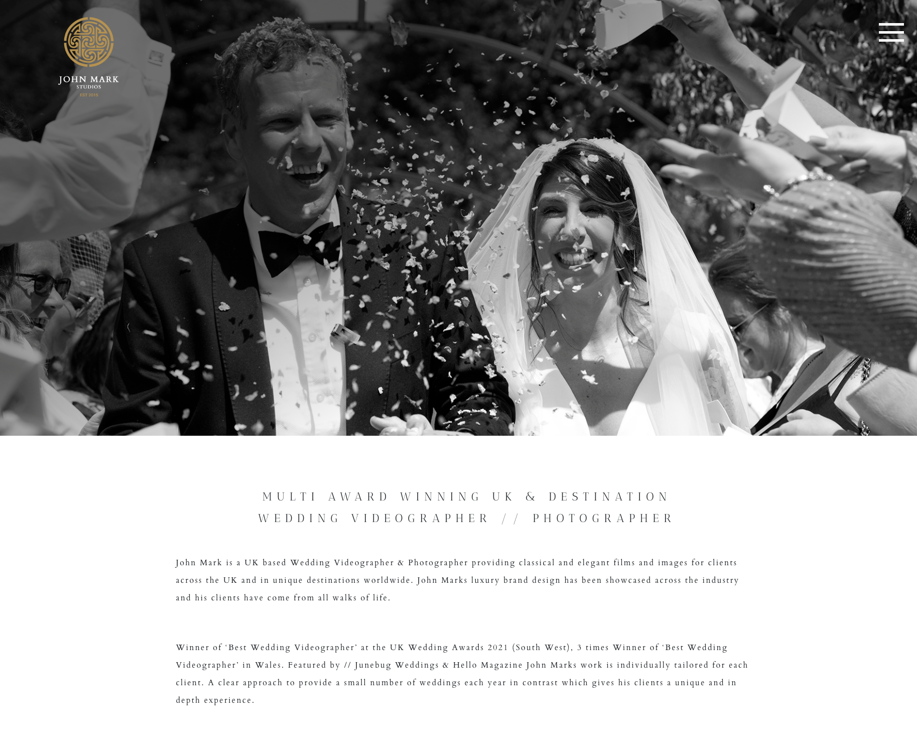 Photography Web Design Wales